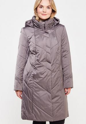 Куртка утепленная Montserrat. Цвет: серый