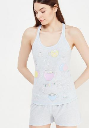 Пижама ТВОЕ. Цвет: голубой