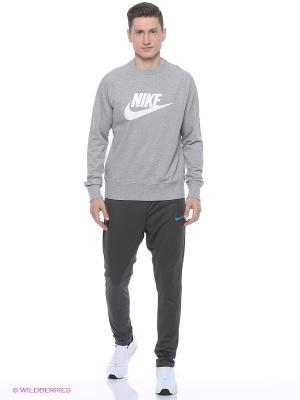 Скакалка Nike. Цвет: серый