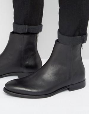 Paul Smith Ботинки с молнией Jean. Цвет: черный