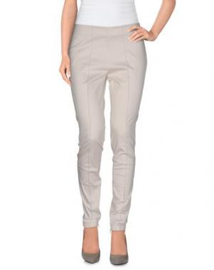 Повседневные брюки KATIA G.. Цвет: светло-серый