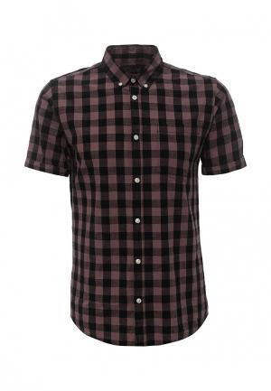 Рубашка Jack & Jones. Цвет: фиолетовый