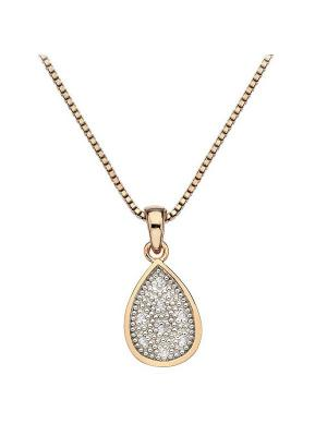 Кулон HOT DIAMONDS. Цвет: серебристый