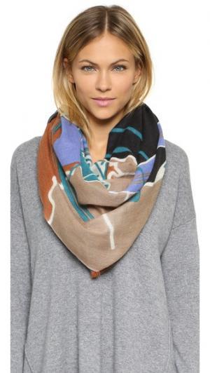 Кашемировый шарф Sip YARNZ