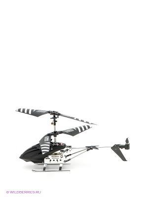 Вертолет на дистанционном управлении BEEWI. Цвет: черный