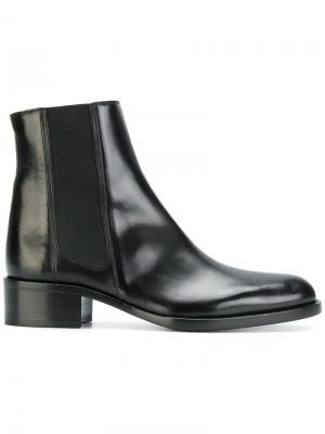 Ботинки по щиколотку Sartore. Цвет: чёрный