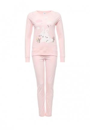 Пижама ТВОЕ. Цвет: розовый