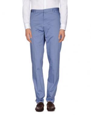 Повседневные брюки NOTIFY. Цвет: сиреневый