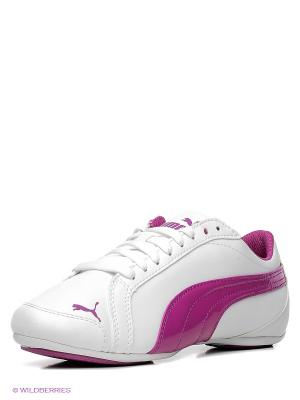 Кроссовки Janine Dance Puma. Цвет: белый