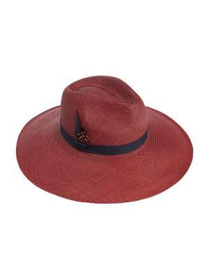 Шляпа CHRISTYS.. Цвет: бордовый