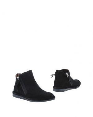 Полусапоги и высокие ботинки GAIMO. Цвет: черный