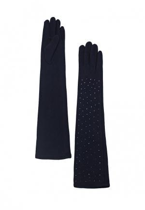 Перчатки Venera. Цвет: синий