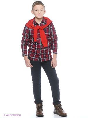 Сорочка U.S. Polo Assn.. Цвет: красный