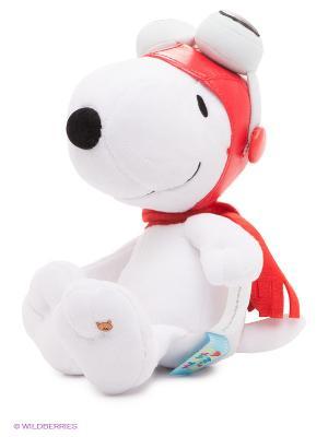 Мягкая игрушка Снуппи Мульти-пульти. Цвет: белый