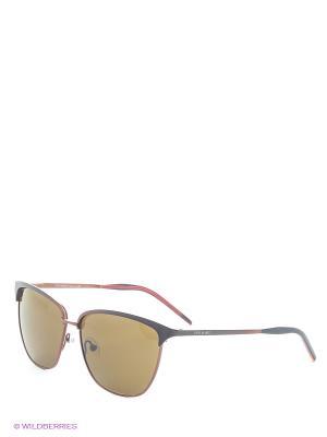 Солнцезащитные очки IS 11-274 07 Enni Marco. Цвет: коричневый