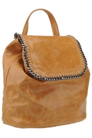 Рюкзак FLORENCE BAGS. Цвет: honey