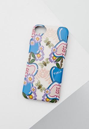 Чехол для iPhone Furla. Цвет: разноцветный