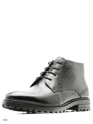 Ботинки Mario Ponti. Цвет: черный