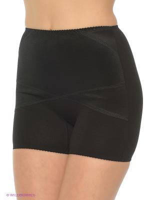 Корректирующие панталоны MITEX. Цвет: черный