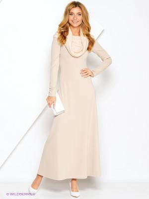 Платье Xarizmas. Цвет: молочный