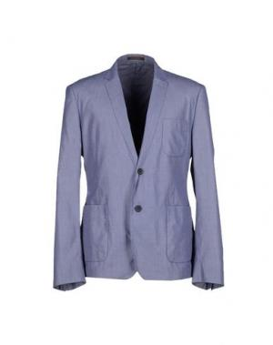 Пиджак ADOLFO DOMINGUEZ. Цвет: темно-синий