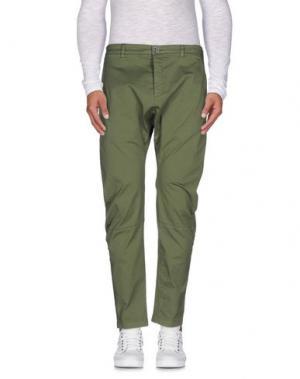 Повседневные брюки EN AVANCE. Цвет: зеленый
