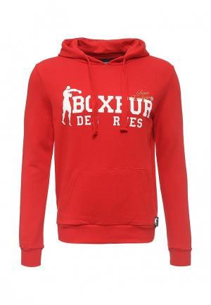 Худи Boxeur Des Rues. Цвет: красный