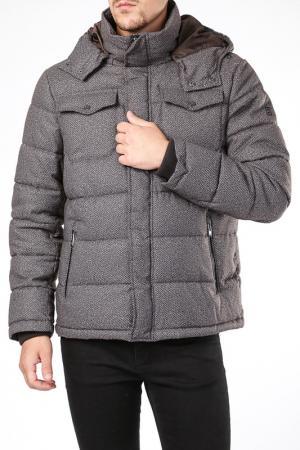 Куртка BCM. Цвет: коричневый