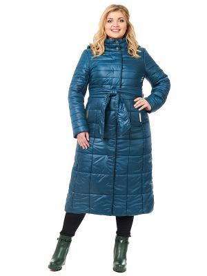 Пальто Best&Best. Цвет: зеленый