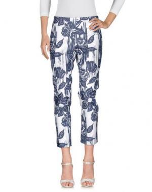 Джинсовые брюки CENTO X. Цвет: синий
