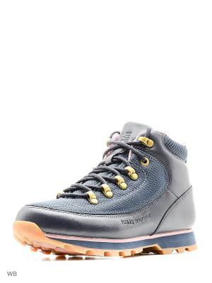 Ботинки W VARESE Helly Hansen. Цвет: серо-голубой, темно-фиолетовый