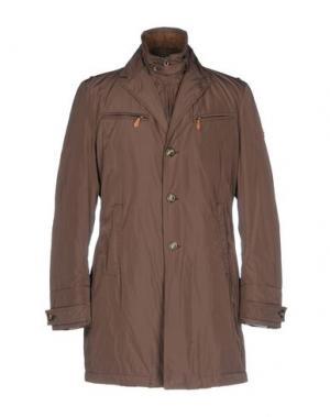 Куртка ARMATA DI MARE. Цвет: темно-коричневый