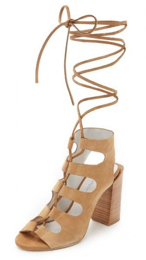 Сандалии Allow Jeffrey Campbell. Цвет: верблюжий