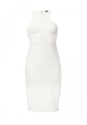 Платье Stella Morgan. Цвет: белый