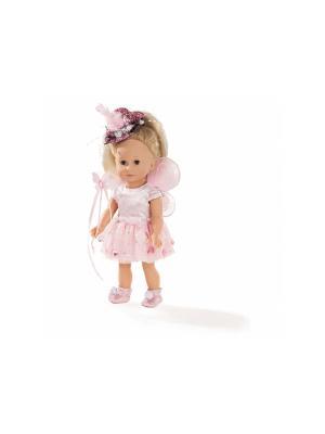 Кукла Паула в костюме феи GOTZ. Цвет: розовый