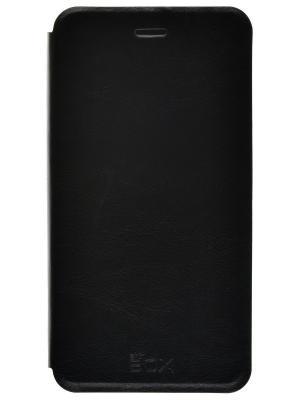 Чехол Asus Zenfone 3 ZE552KL Lux skinBOX. Цвет: черный