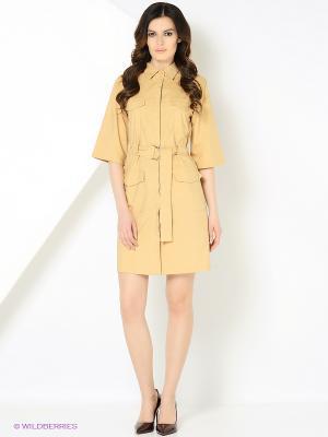 Платье-рубашка MONOROOM