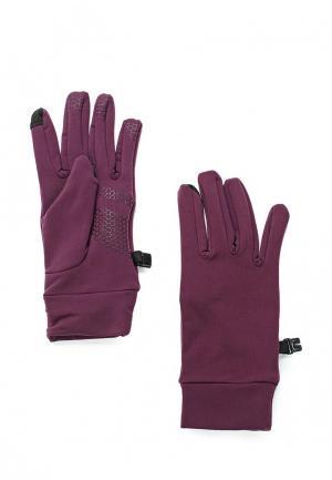 Перчатки Regatta. Цвет: фиолетовый