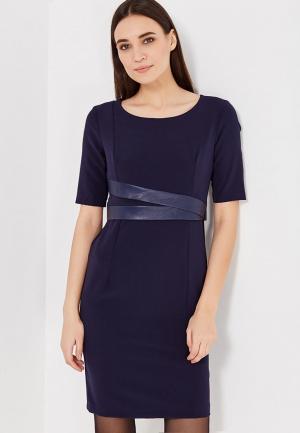 Платье Camomilla Italia. Цвет: синий
