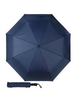 Зонт складной Emme Grave Blue. Цвет: синий