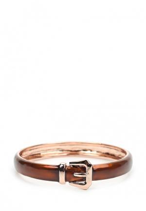 Браслет Art-Silver. Цвет: коричневый