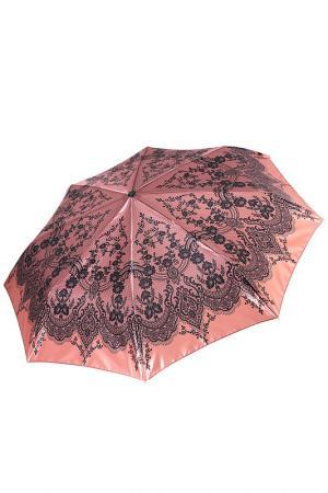 Зонт Fabretti. Цвет: оранжевый