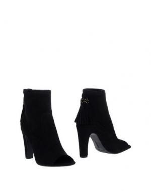 Полусапоги и высокие ботинки VINCE CAMUTO. Цвет: черный