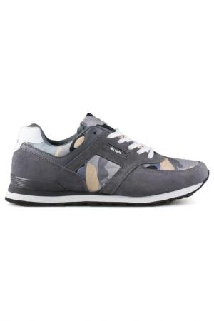 Sneakers LANDO. Цвет: grey, camo