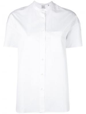 Short-sleeve shirt Aspesi. Цвет: белый