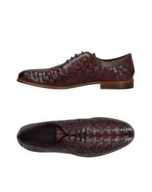 Обувь на шнурках WEXFORD. Цвет: темно-коричневый