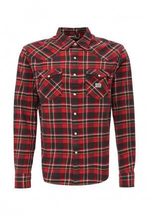 Рубашка Denim & Supply Ralph Lauren. Цвет: красный