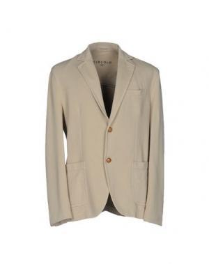 Пиджак CIRCOLO 1901. Цвет: песочный