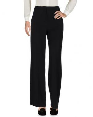 Повседневные брюки GOTHA. Цвет: черный