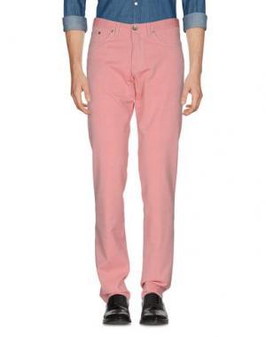 Повседневные брюки GERMANO. Цвет: красный
